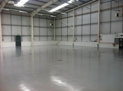 Britcom Factory High Build Epoxy Floor