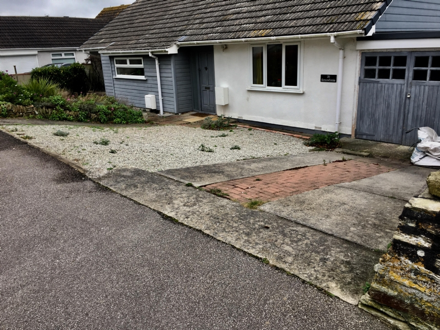 Padstow Driveway Transformed with Resin Bound Gravel