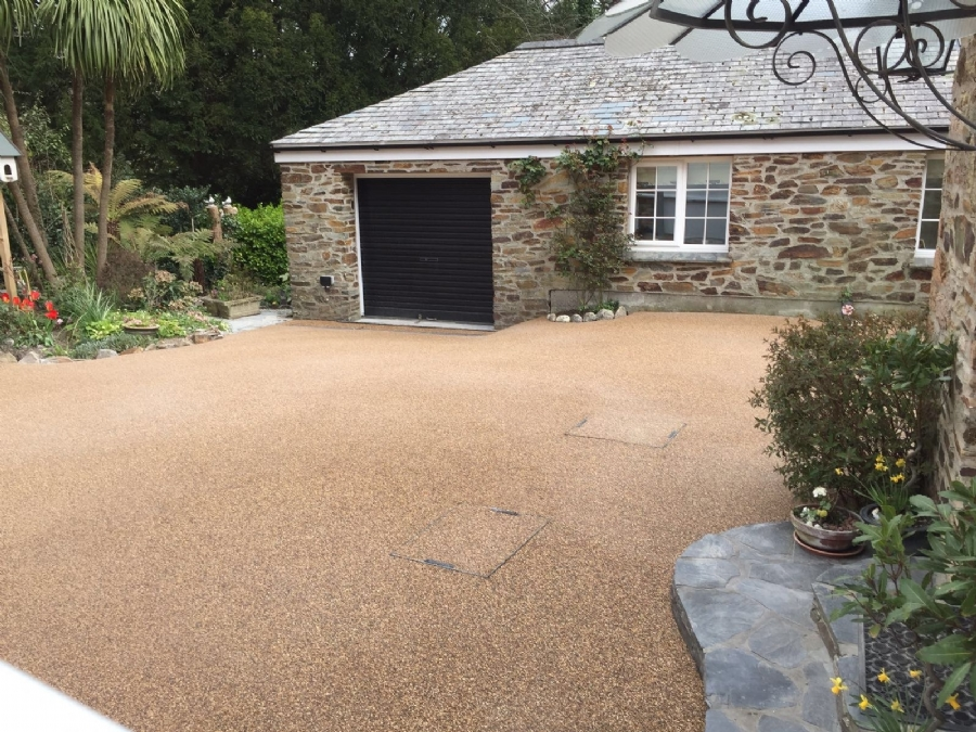 New Driveway For A Country Cottage