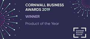 Cornwall Business Awards Winner