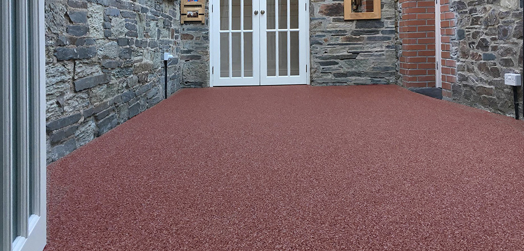 Oltco Resin Bound Driveways Cornwall | Our Services | Resin Bound
