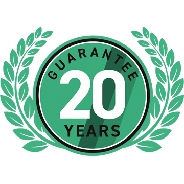 Oltco 20 Year Guarantee