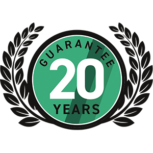 20 Year Guarantee on our Resin Bound Driveways