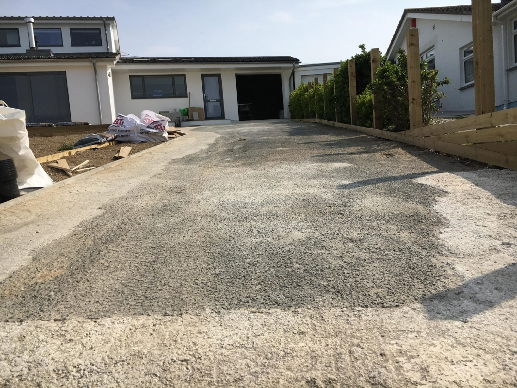 Oltco Resin Bound Gravel Driveway Specialists Have The Solution For Steep Driveways