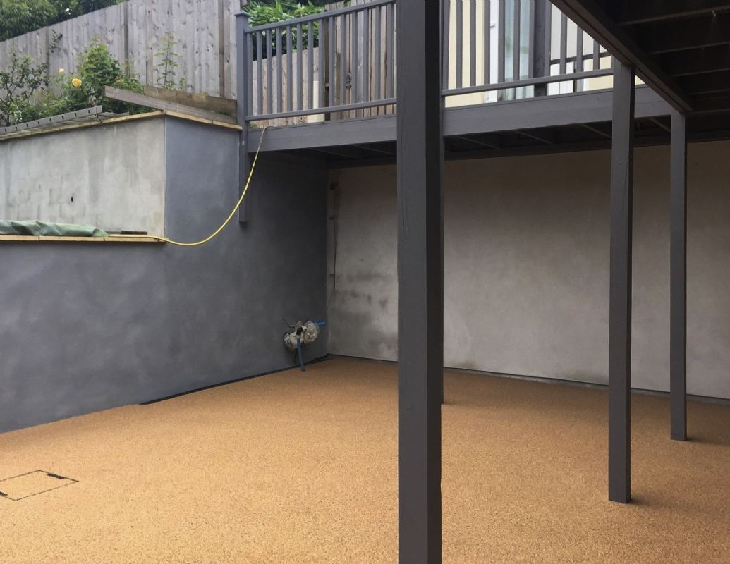 Oltco Resin Bound Gravel Driveways Cornwall | Projects | From old to new