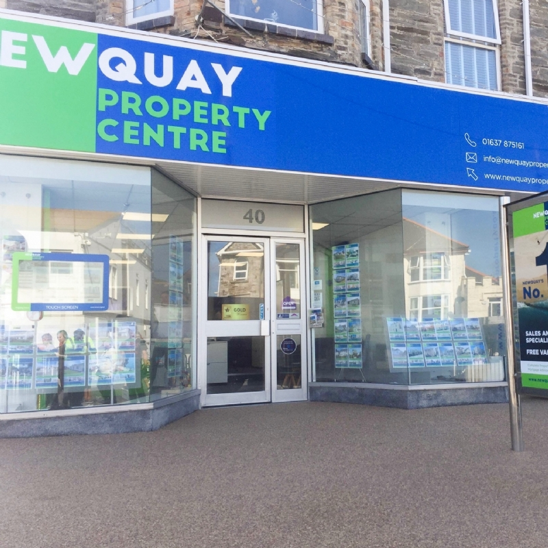 Oltco Resin Flooring Solutions Cornwall | Case Studies | Newquay Property Centre