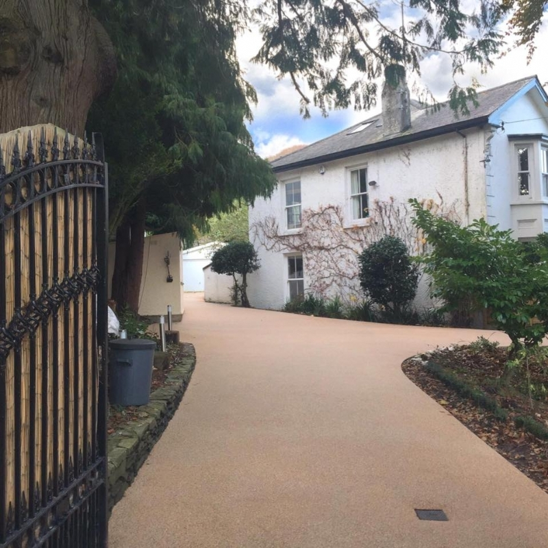 Oltco Resin Bound Gravel Driveways Cornwall | Projects | Before & After
