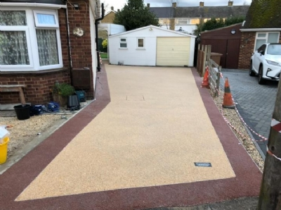 Oltco Colchester creates anti-slip, sustainable Resin driveway in Chelmsford, Essex