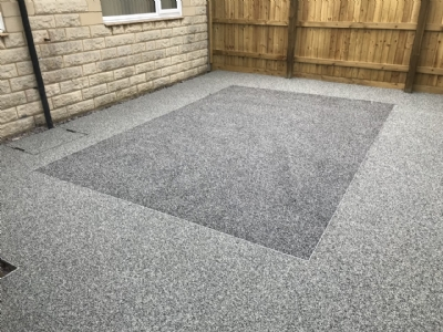 Oltco Bath create new patio area