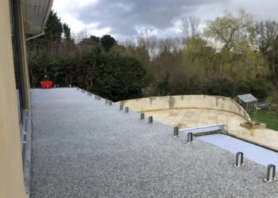 Oltco Colchester transforms balcony in Crawley