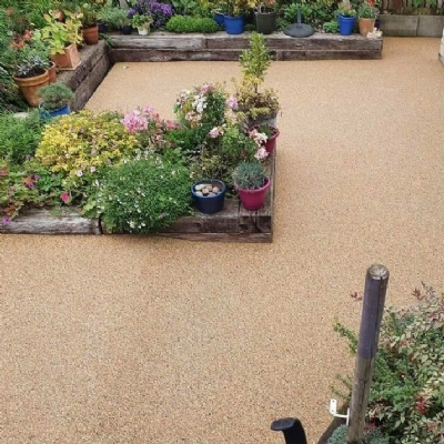 Oltco provides the perfect garden makeover