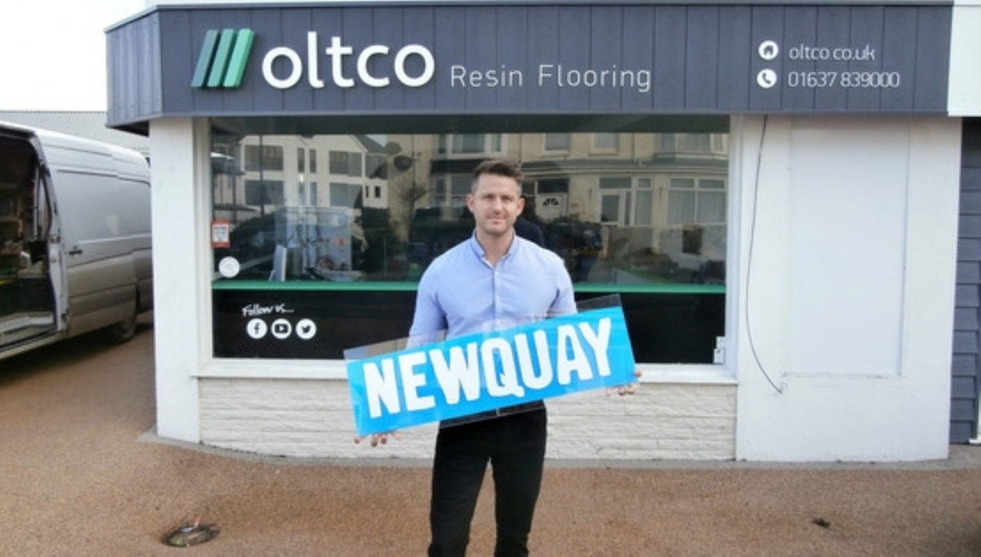 Oltco Resin Bound Gravel Driveways | About Us | The Oltco Team l Blackpool