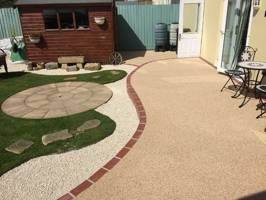 Superieur Resin Bound Gravel Makes The Ideal Surface For A Patio