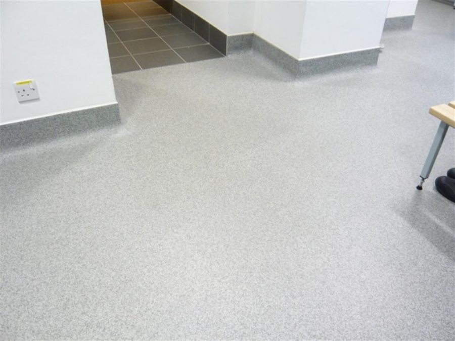 This Creates A Practical Seamless Anti Slip Floor Which Combines Beauty And Depth Decorative Resin Flooring Is Also Very Easy To Clean Maintain