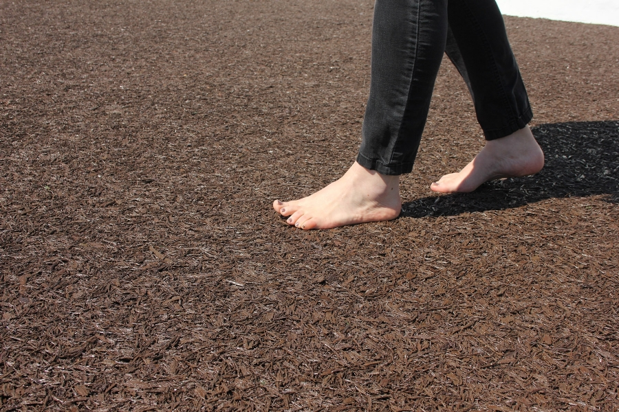 Oltco Resin Flooring Specialists L Garden Safety Flooring