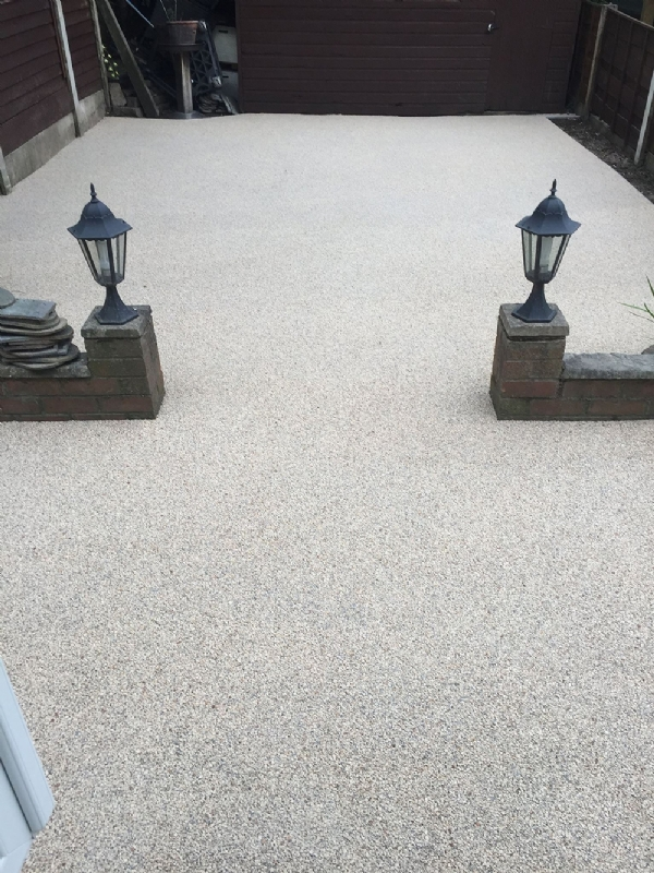 Oltco Resin Bound Gravel Driveway Specialists Lay Courtyard Garden Paving