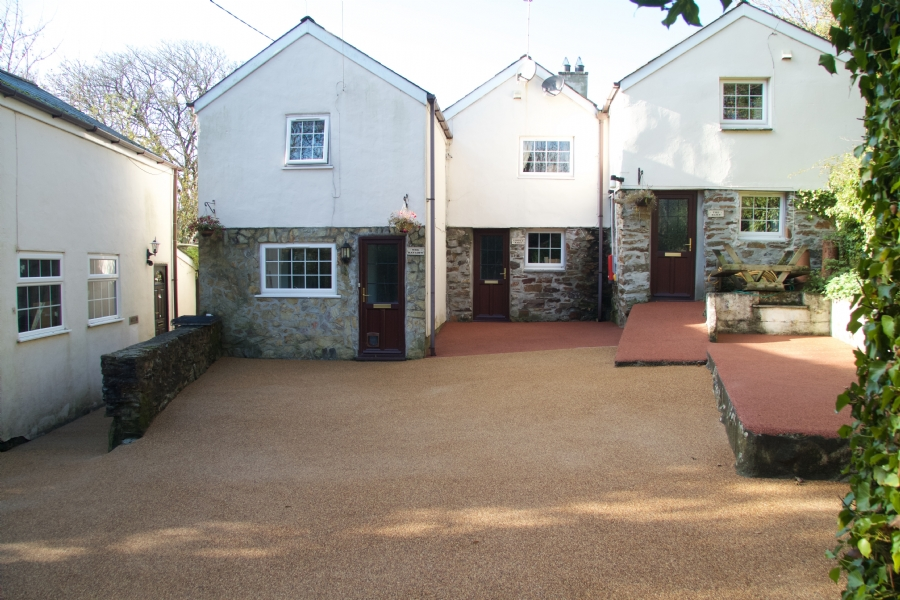 External Paving for a renovation project