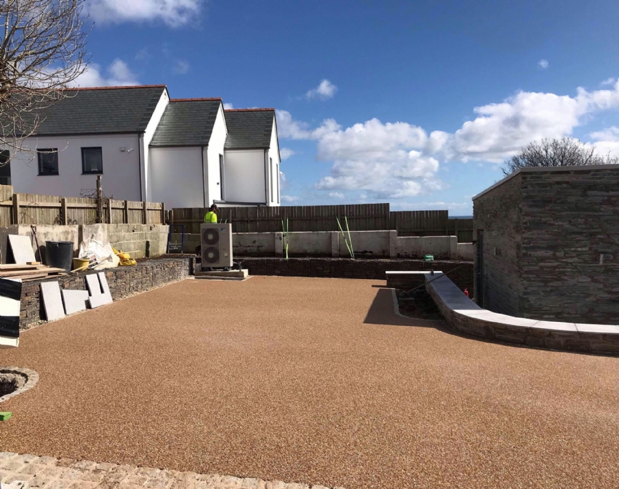 Resin Bound Gravel For Parking Areas