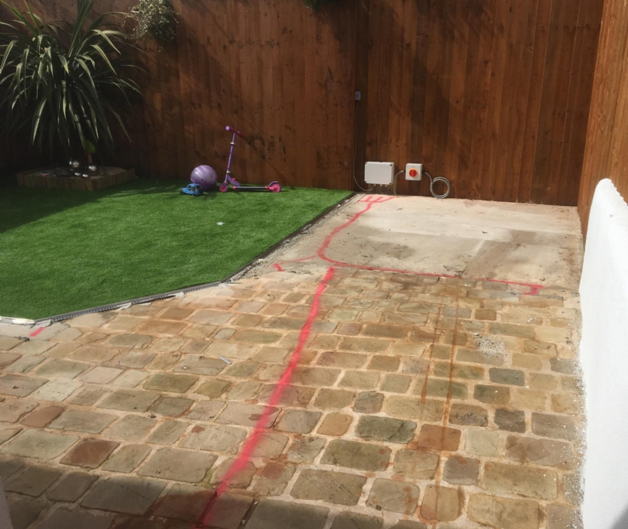 Practical Paving for Family Homes