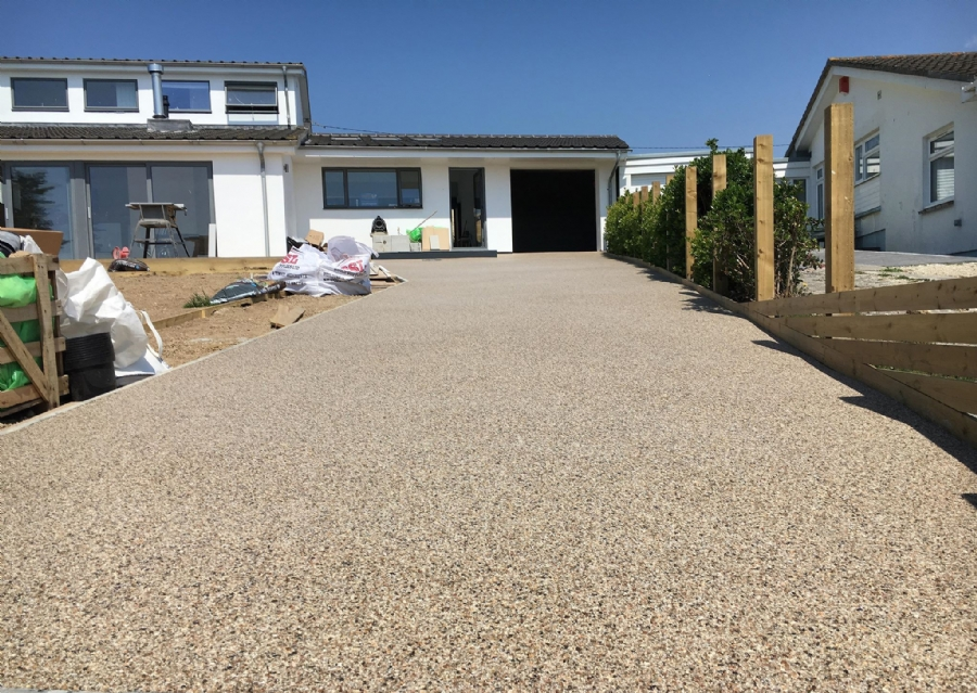 Resin Bound Gravel For Steep Driveways