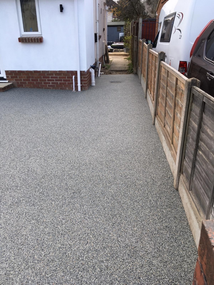 Amazing driveway transformation by Oltco Bournemouth